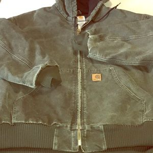 Carhartt hooded Men's jacket